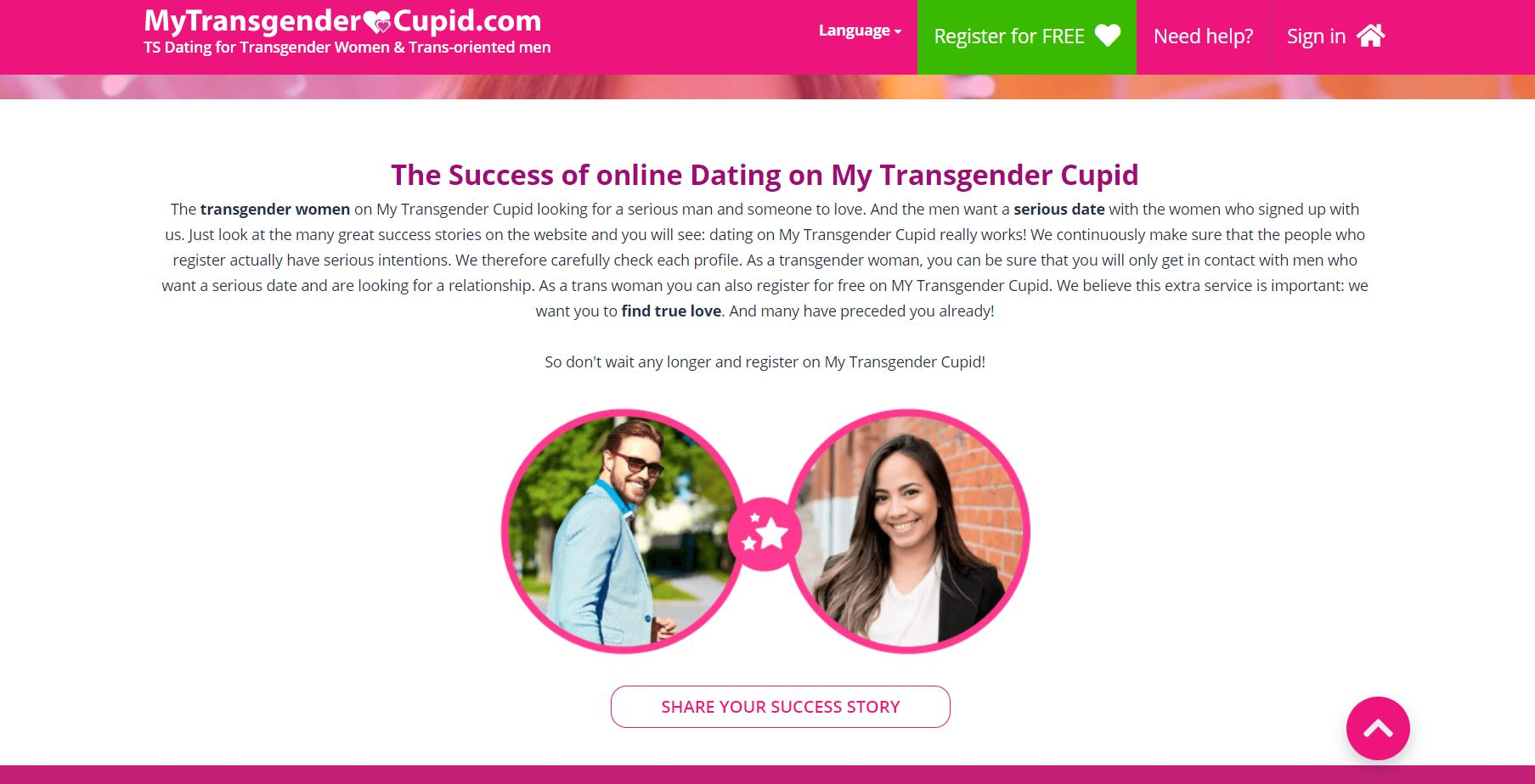 My Transgender Cupid História