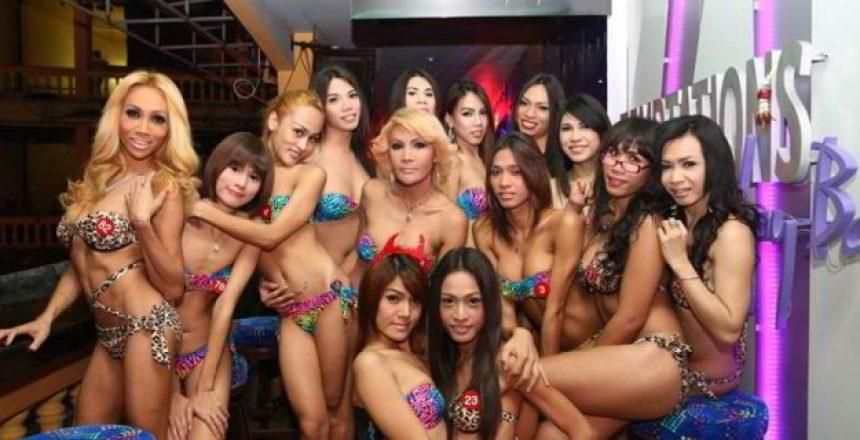 Grupo Ladyboy